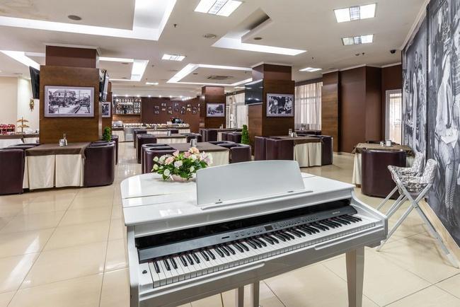 Маринс Парк Отель 4*, Новосибирск. Отзывы, фото, цены на отдых