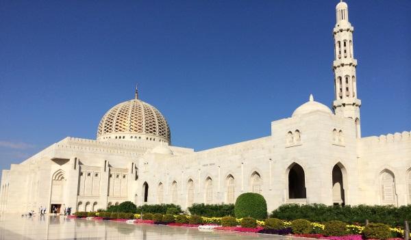 Маскат, Оман. Достопримечательности, фото, мечеть Султана Кабуса, что посмотреть за один круизный день