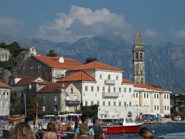 Пераст, Черногория. Достопримечательности, фото, маршрут, что посмотреть в городе за 1-2 дня самостоятельно, интересные места