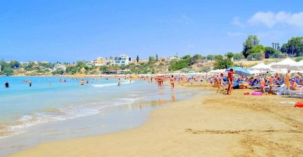 16 лучших песчаных пляжей Кипра - фото описание карта