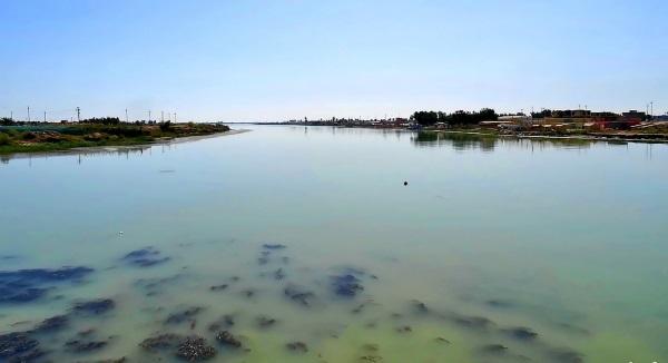 Река Тигр и Евфрат. Где находится на карте мира, фото, факты, страны и характеристики