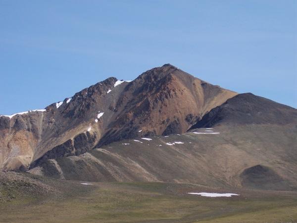 Самые высокие точки Северной Америки. Горы на карте, названия, где расположены, фото и описание
