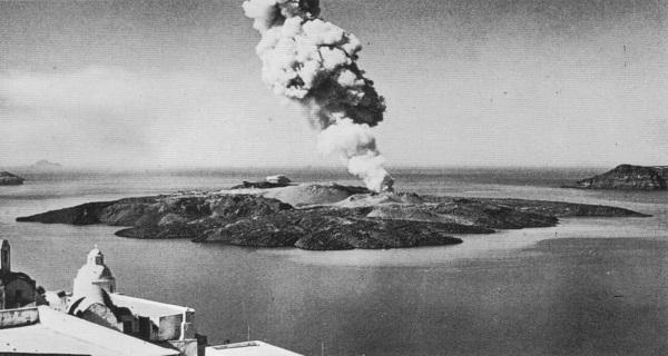 Санторин вулкан. Извержение, где находится, фото, гибель минойской цивилизации, интересные факты