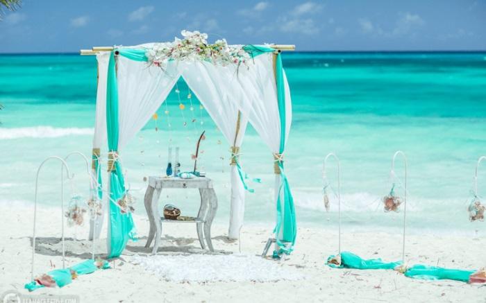 Свадебная церемония в Доминикане. Стоимость, фото, видео, варианты
