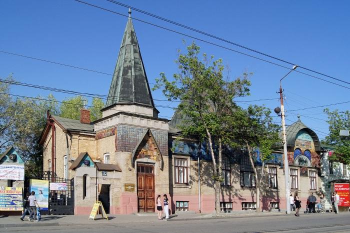Таганрог. Достопримечательности, фото, развлечения, что посмотреть за один день туристу