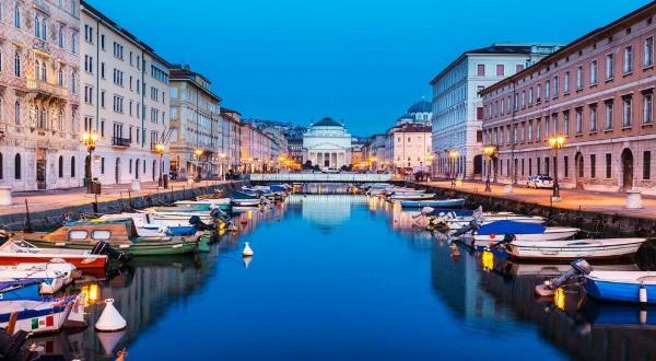 Триест, Италия. Достопримечательности, названия, фото, что посмотреть за один день, отзывы