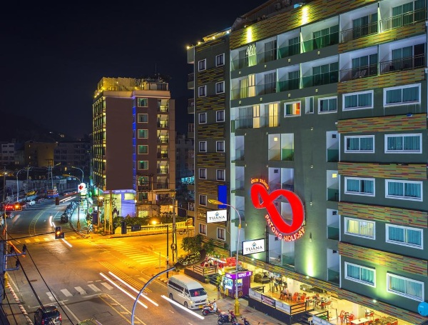 Tuana Patong Holiday 3* Пхукет, Таиланд. Отзывы, фото, видео, цены