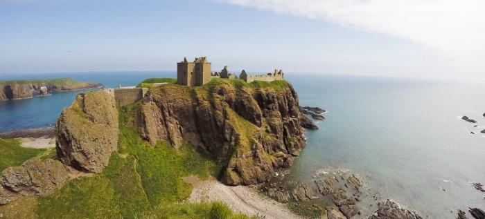 Замки Шотландии. Фото с названиями и описанием, где находятся, интересные факты
