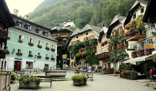 Гальштат, Австрия. Достопримечательности зимой, отдых летом, что посмотреть, где остановиться