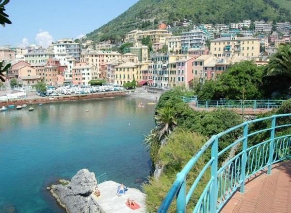 Генуя, Италия. Фото, пляжный отдых, карта города, отели, что посмотреть туристу