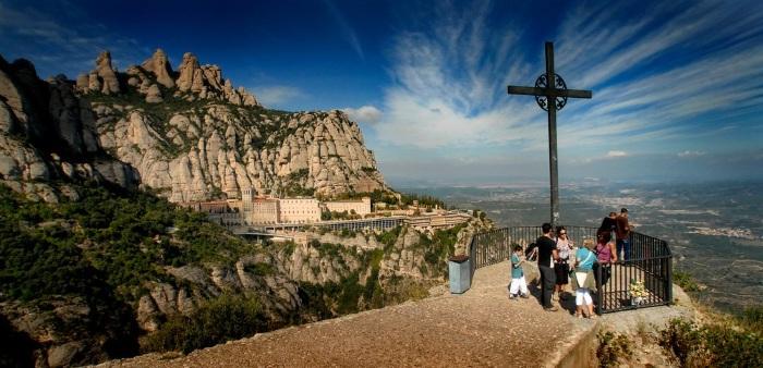 Монастырь Монтсеррат в Испании. Фото, история, адрес, как добраться