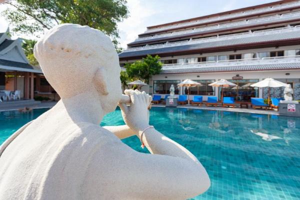 Orchidacea Resort Kata Beach 3* Таиланд, Пхукет. Отзывы, фото отеля, видео, цены