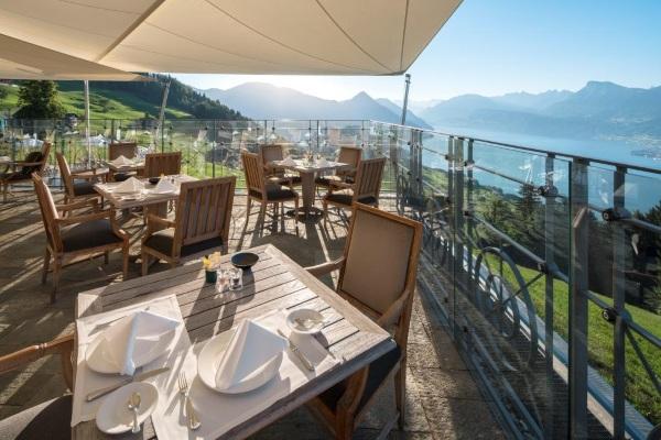 Звездочный отель в горах Швейцарии Villa Honegg (Вилла Хонегг). Цены, отзывы