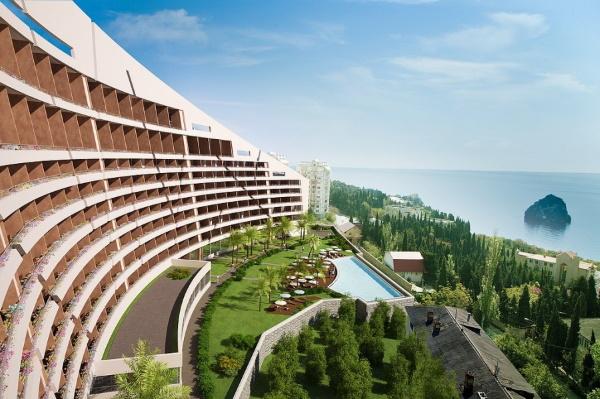 Лучшие отели в Ялте на берегу моря. Рейтинг 2019, цены на Всё включено, отзывы