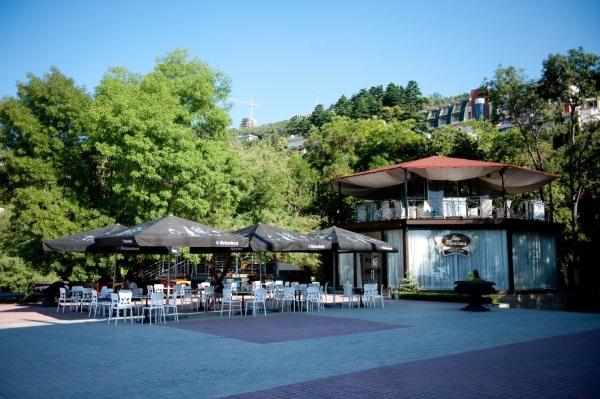 Пансионаты Крыма с собственным пляжем, бассейном, лечением, питанием Все включено. Цены и отзывы