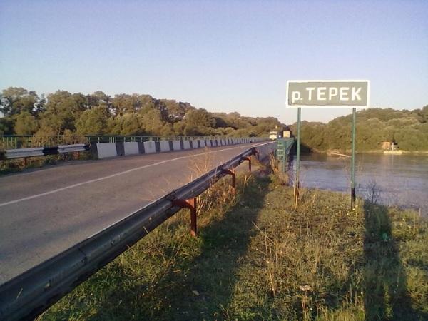 Река Терек. Фото, где находится на карте России, исток и устье, куда впадает, где протекает