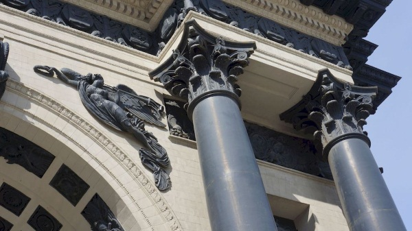 Триумфальная Арка в Москве. Интересные факты, фото, описание, где находится