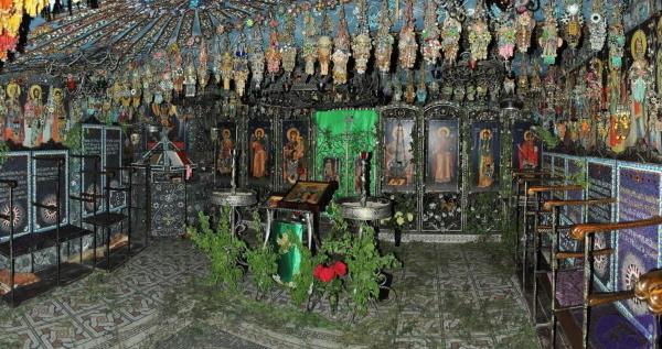 Бисерный храм в Бахчисарае Анастасии Узорешительницы, Крым. Фото, история, адрес