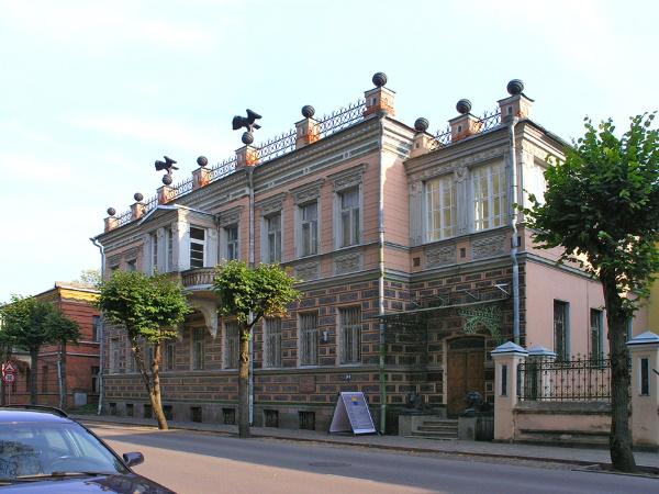 Даугавпилс, Латвия. Достопримечательности на карте, фото, что посмотреть за один день