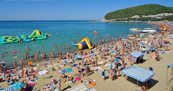 Джубга. Достопримечательности и развлечения, фото, пляжи, отдых, что посмотреть