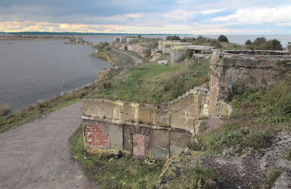 Форт Константин в Кронштадте на карте. Фото, история, адрес, экскурсии