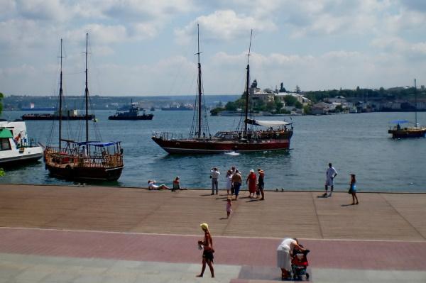 Графская пристань, Севастополь. Фото, история, интересные факты, экскурсии