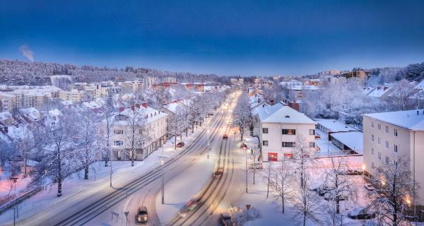 Лахти, Финляндия. Достопримечательности на карте, фото с описанием, что посмотреть