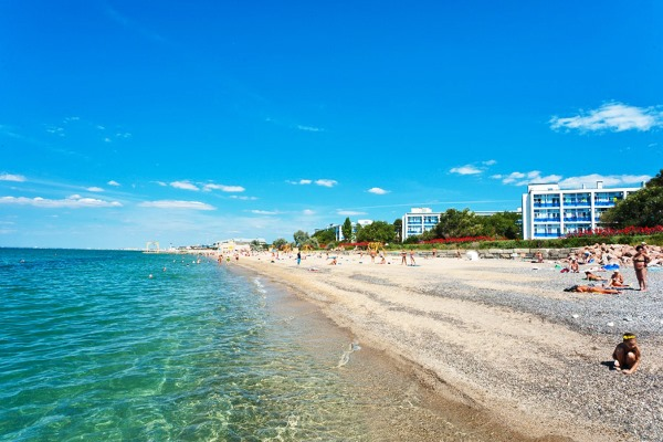 Лучшие места для отдыха в Крыму с детьми на море. Цены и отзывы
