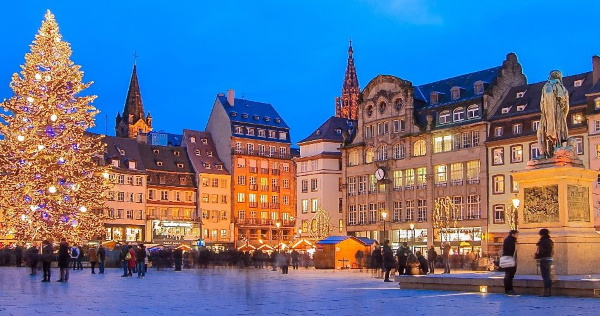 Новый год в Европе. Куда поехать с детьми, самостоятельно. Туры и цены