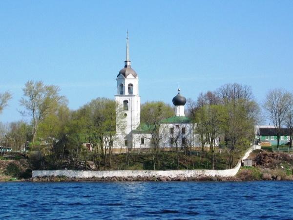 Остров Залита на Псковском озере и Талабские острова. История, Великие монастыри, экскурсии