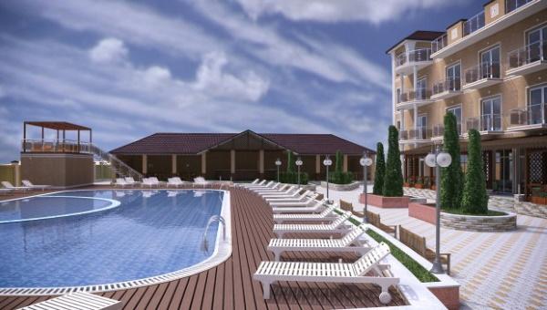Venera Resort 3*, Витязево, Россия. Отзывы, фото отеля, цены