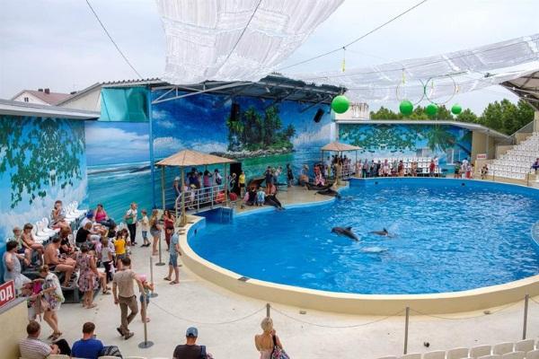 Парк отель Лазурный берег, Анапа. Фото, отзывы, цены