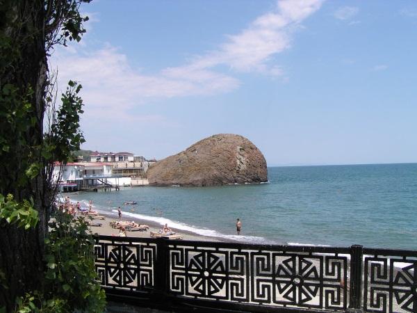 Партенит, Крым. Достопримечательности, интересные места, фото и описание, развлечения