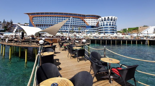 Самые веселые отели Турции для молодежи 4-5 звезд, ультра. Цены и отзывы