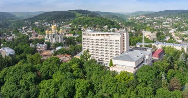 Санаторий «Крепость» в Кисловодске. Фото, цены, отзывы
