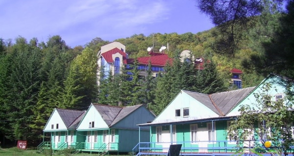 Санаторий Янтарь, Лазаревское, Сочи. Фото, как добраться, цены, отзывы