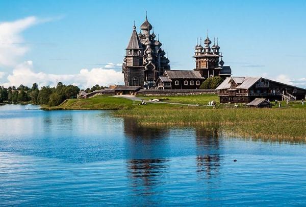 Север России. Карта, города, народы, регионы, климат, природа, фото