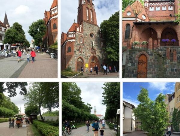 Сопот, Польша. Достопримечательности на карте города, фото и описание, что посмотреть за один день