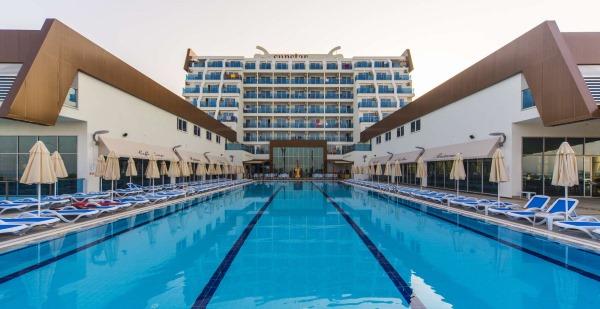 Sun Star Resort 5* Resort Hotel Турция, Анталья. Отзывы, фото отеля, цены