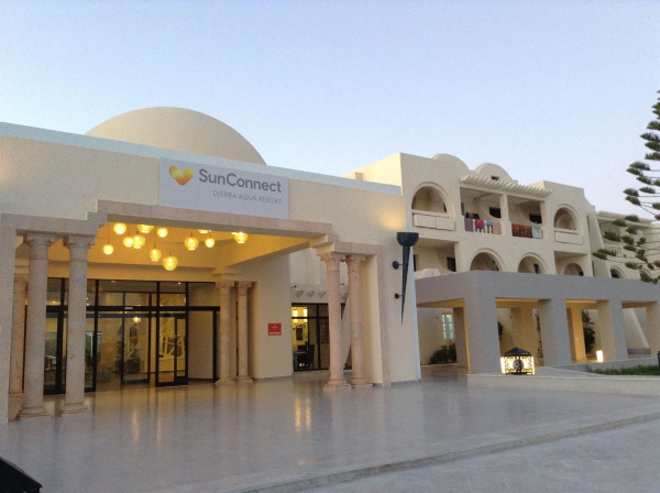 Sunconnect Djerba Aqua Resort 4* Тунис. Отзывы, фото отеля, цена