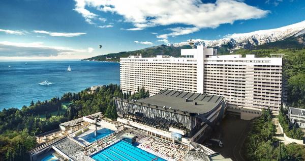 Ялта-Интурист 4* Крым. Фото отеля, цены на 2019 год, отзывы