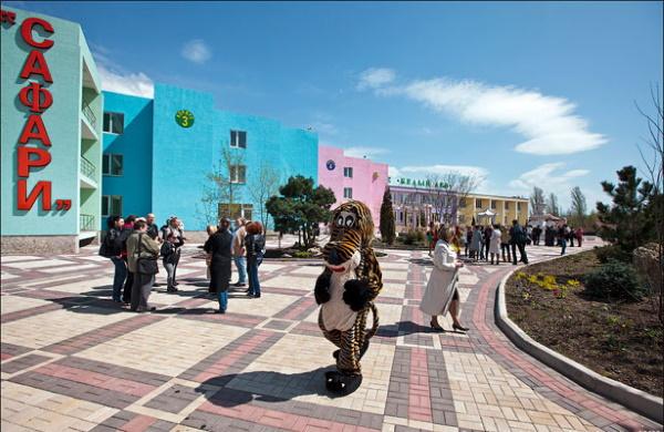 Белогорск, Крым. Достопримечательности и развлечения на карте, фото и описание