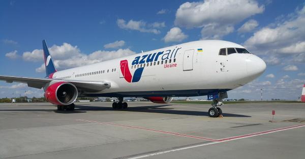 Боинг 767-300 Азур Эйр схема салона и лучшие места