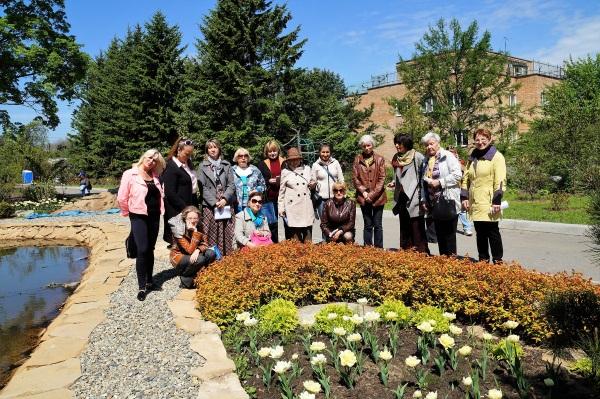 Ботанический сад, Владивосток. Фото, режим работы, продажа растений, цены