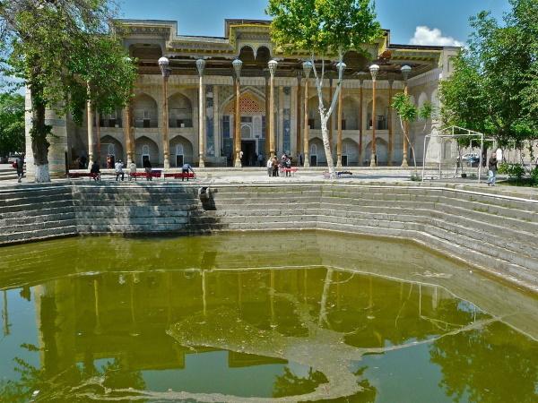 Бухара, Узбекистан. Достопримечательности, фото города, что посмотреть за один день