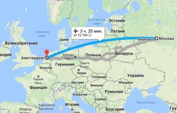 Гаага. Достопримечательности на карте, фото и описание, что посмотреть за один день