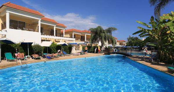 Jacaranda hotel apartments 3 ПротарасКипр Отзывы фото отеля цены