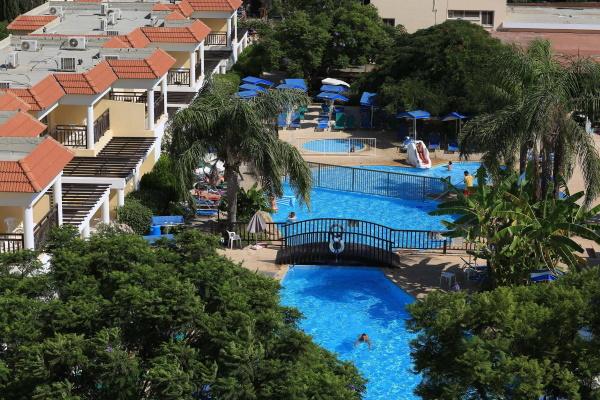 Jacaranda Hotel Apartments 3* Протарас, Кипр. Фото отеля, цены, отзывы
