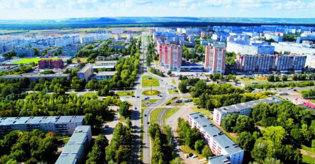 Нижнекамск. Достопримечательности города на карте, фото, что посмотреть, куда сходить