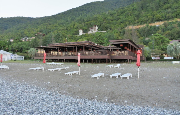 Санатории Абхазии на берегу моря с лечением. Цены, отзывы